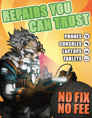 CeX (UK) : Repairs