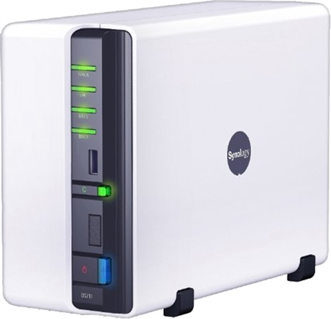 Synology Disk Station DS211 NAS 2x1TB - CeX (UK): - Buy