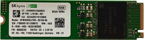 SK Hynix BC501 M 2 256GB SSD - CeX (UK): - Buy, Sell, Donate
