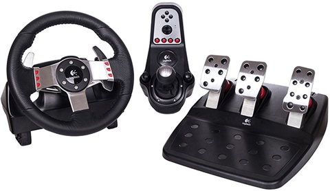 35924ca7b8a Logitech G27 Racing Wheel + Pedal & Shift, B - CeX (UK): - Buy, Sell ...