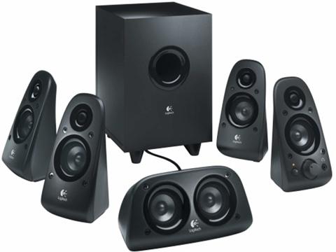 932a4fd5d14 Logitech Z506 5.1Speaker System, B - CeX (UK): - Buy, Sell, Donate