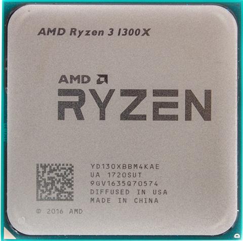 AMD Ryzen 3 1300X (3 5GHz) AM4 - CeX (UK): - Buy, Sell, Donate
