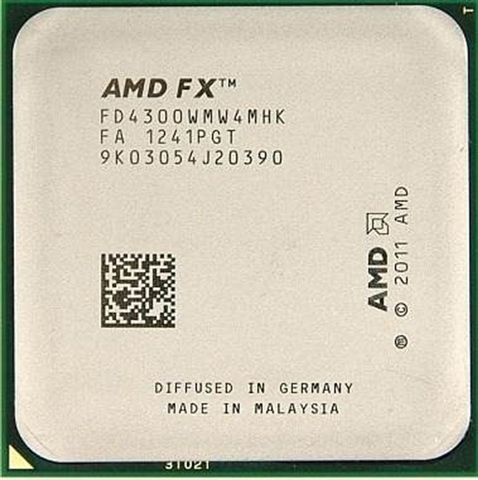 AMD Bulldozer FX-4300 (3 8GHz) Black Ed AM3+ - CeX (UK
