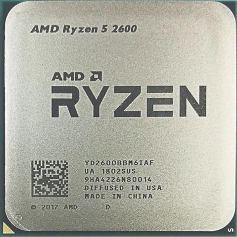 AMD Ryzen 5 2600 (3 4 GHz) AM4 - CeX (UK): - Buy, Sell, Donate