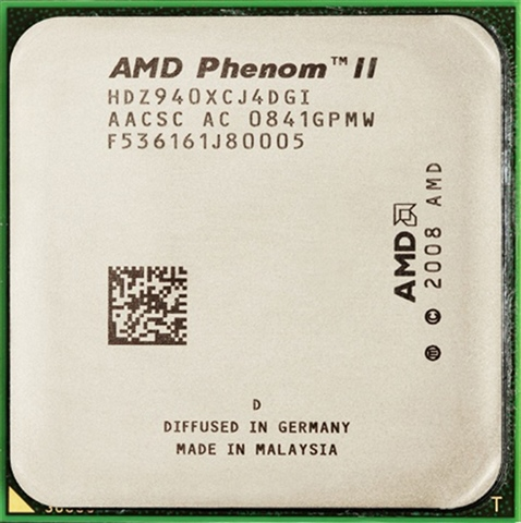 Amd Phenom Ii X4 940 3 0ghz Black Ed Am2 Cex Uk Buy Sell Donate
