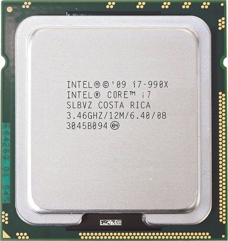 Intel Core i7-990X Extreme (3 46Ghz) LGA1366 - CeX (UK