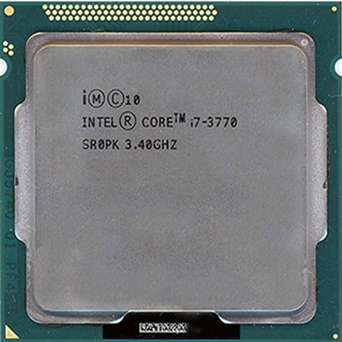 Intel Core i7-3770 (3 4Ghz) LGA1155 - CeX (UK): - Buy, Sell