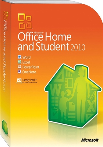 Buy cheap MS Office 2010 Home and Student width=