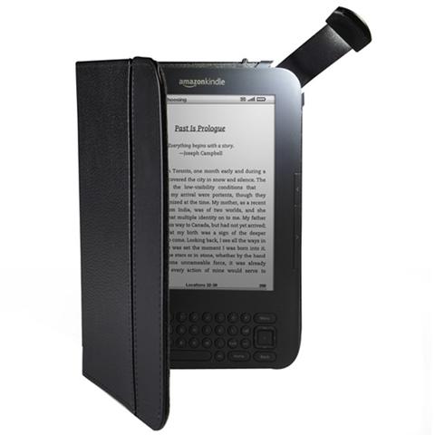 Amazon Kindle Leather Case With Light - CeX (UK): - Buy