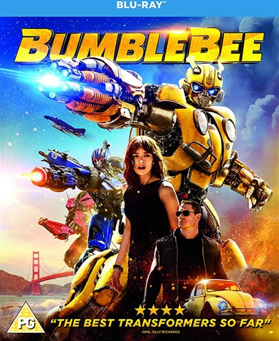 Bumblebee (PG) 2018 - CeX (UK): - Buy, Sell, Donate
