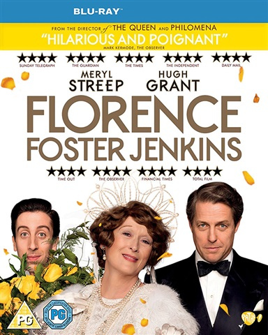 Florence Foster Jenkins (PG) 2016 - CeX (UK): - Buy, Sell