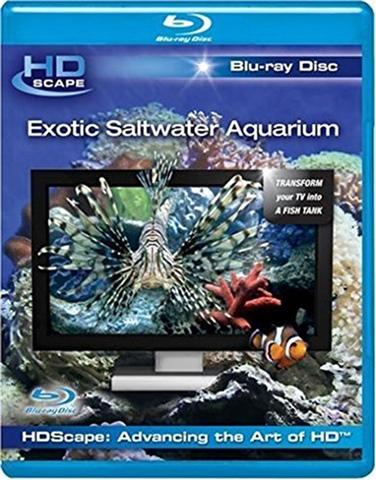 Exotic Saltwater Aquarium (E) - CeX (UK): - Buy, Sell, Donate