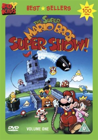 Super Mario Bros Super Show Vol 1 (U) - CeX (UK): - Buy, Sell, Donate