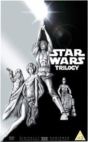 Star Wars Trilogy (PG) 1977 4 Disc - CeX (UK): - Buy, Sell