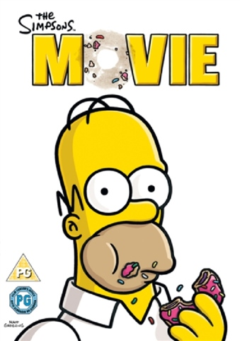 Simpsons Movie The Pg Cex Uk Buy Sell Donate