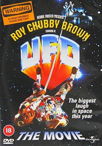 Roy Chubby Brown, UFO (18) - CeX (UK): - Buy, Sell, Donate