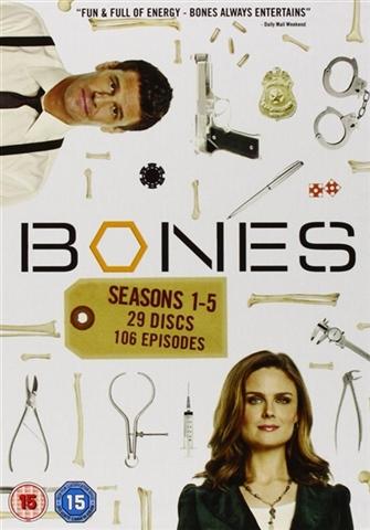 Bones - Season 1-5 Complete - CeX (UK): - Buy, Sell, Donate