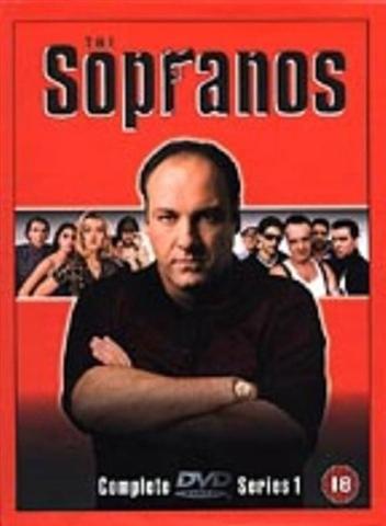 Sopranos, Season 1 (18) - CeX (UK): - Buy, Sell, Donate
