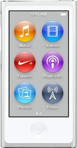 Apple iPod Nano 7th Generation 16GB - Silver, A - CeX (UK): - Buy