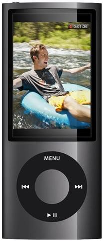 8GB Apple iPod nano 5th Generation Black