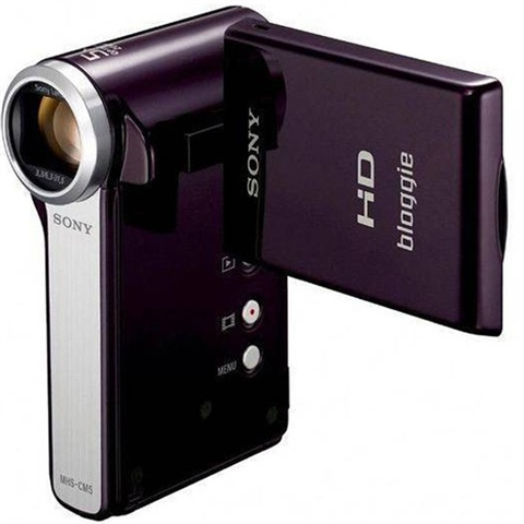 Sony Bloggie Camera CM5 compatible