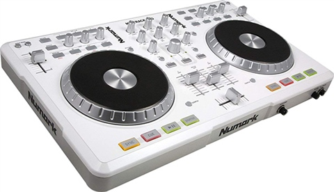 Numark Mixtrack Pro White Limited Edition, B - CeX (UK