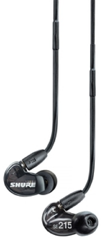 182a4d5eb69 Shure SE215 Noise Cancelling, B - CeX (UK): - Buy, Sell, Donate