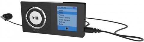 Bush 4GB MP3 Player,B - CeX (UK): - Buy, Sell, Donate