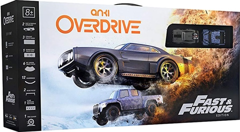 Anki Overdrive Fast And Furious Edition B Cex Uk Buy Sell Donate