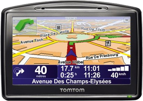 TomTom Go 730 Europe GPS Unit, A - CeX (UK): - Buy, Sell, Donate