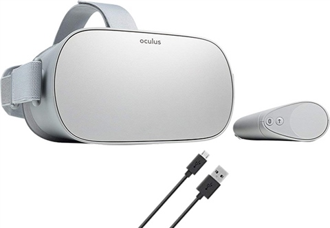 Oculus GO VR Headset (With Controller and Micro USB) - 64GB