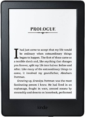 Amazon Kindle Touch 6 (2016), Wifi B - CeX (UK): - Buy, Sell, Donate