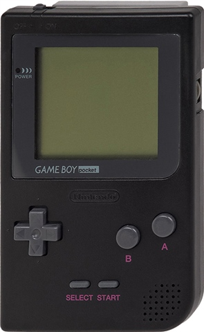 Game Boy Pocket Console Black, Unboxed - CeX (UK): - Buy, Sell, Donate