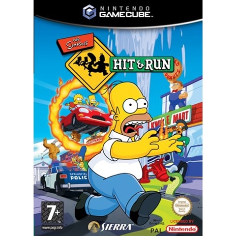 Simpsons Hit and Run - CeX (UK): - Buy, Sell, Donate