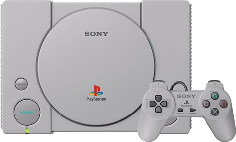 Sony PlayStation Classic, Unboxed - CeX (UK): - Buy, Sell