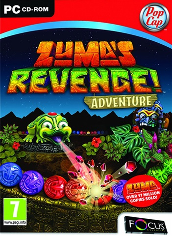Zuma's Revenge Adventure - CeX (UK): - Buy, Sell, Donate