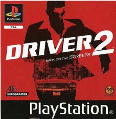 Driver 2: Back on the Streets, Boxed - CeX (UK): - Buy, Sell, Donate
