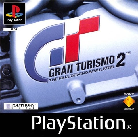 Gran Turismo 2: The Real Driving Simulator, Boxed - CeX (UK