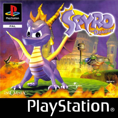 Spyro the Dragon, Boxed - CeX (UK): - Buy, Sell, Donate