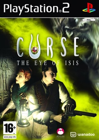 Curse, Eye of Isis - CeX (UK): - Buy, Sell, Donate