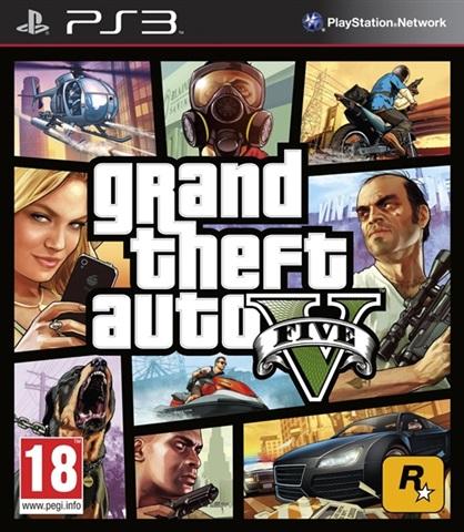 371469d95 Grand Theft Auto V (5) - CeX (UK)  - Buy