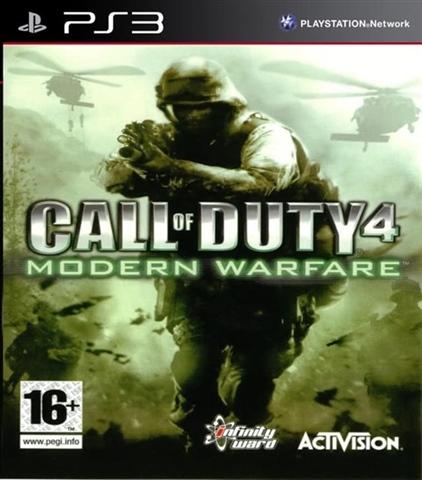Call of Duty 4: Modern Warfare - CeX (UK): - Buy, Sell, Donate
