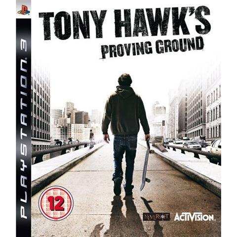 tony hawks proving grounds ds