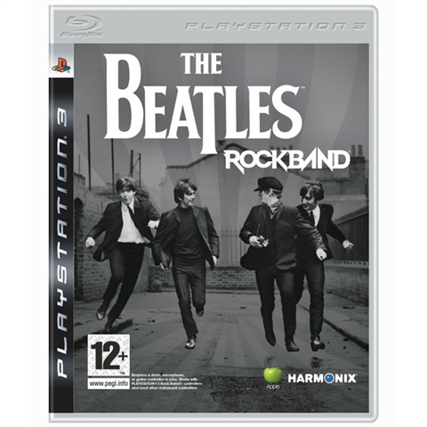 Beatles Rock Band (Game Only) - CeX (UK): - Buy, Sell, Donate