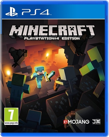 Minecraft - CeX (UK): - Buy, Sell, Donate