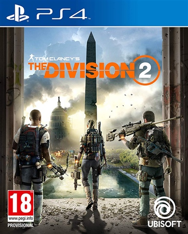 Division 2, The (No DLC) - CeX (UK): - Buy, Sell, Donate