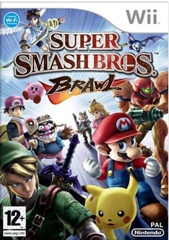 Super Smash Bros Brawl - CeX (UK): - Buy, Sell, Donate