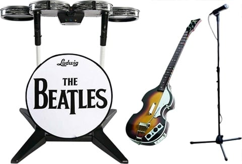 Beatles Rock Band Bundle LE - CeX (UK): - Buy, Sell, Donate