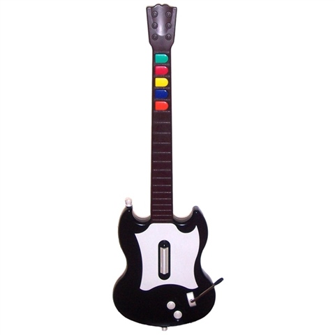 Guitar Hero Wireless Controller Xbox 360 - CeX (UK): - Buy