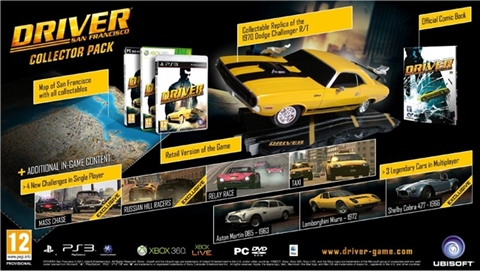 Driver San Francisco Ce Cex Uk Buy Sell Donate